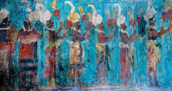 Духовные представления древней Мезоамерики
